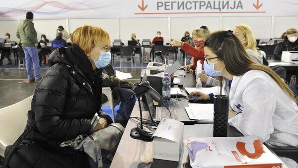 Vedrana Rudan na vakcinaciji - Sputnik Srbija