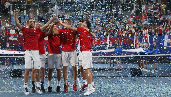 Тениска репрезентација Србије - Sputnik Србија