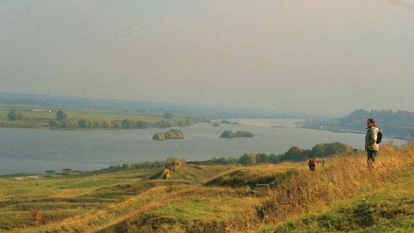 Поглед на реку Оку - Sputnik Србија