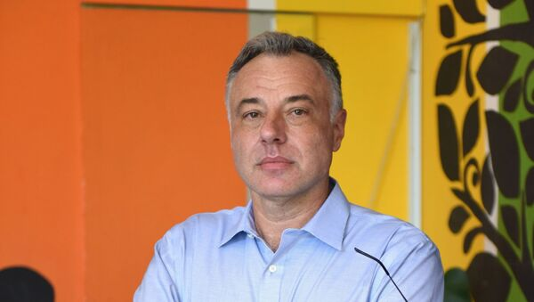 Aleksandar Kavčić, profesor Univerziteta Karnegi Melon - Sputnik Srbija