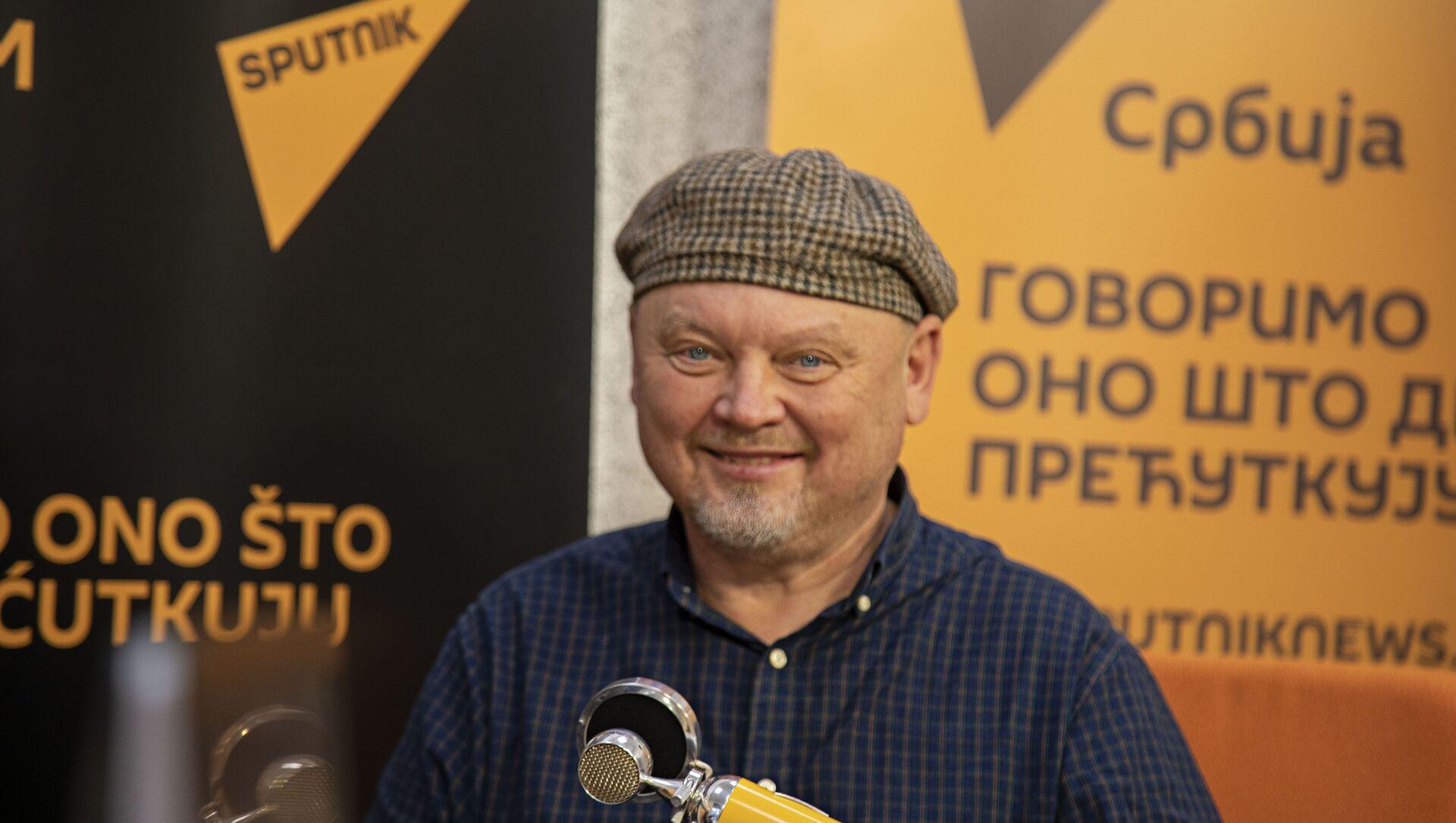 Oleg Kirejev - Sputnik Srbija, 1920, 06.02.2021