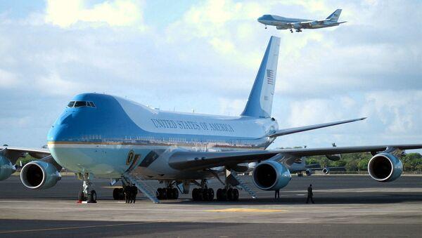 Avion američkog predsednika - Sputnik Srbija