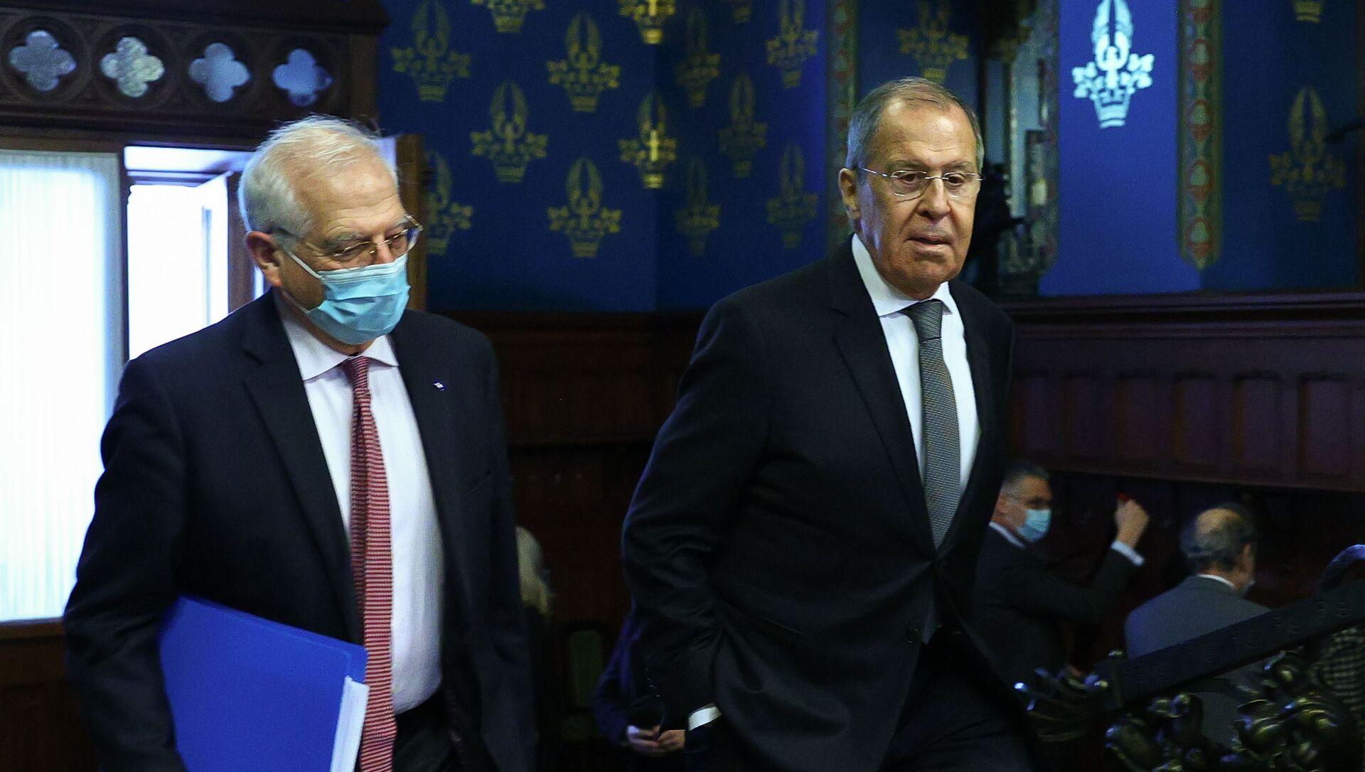 """Борељ: Надам се да ће ЕУ моћи да региструје вакцину """"Спутњик Ве"""" - Sputnik Србија, 1920, 05.02.2021"""