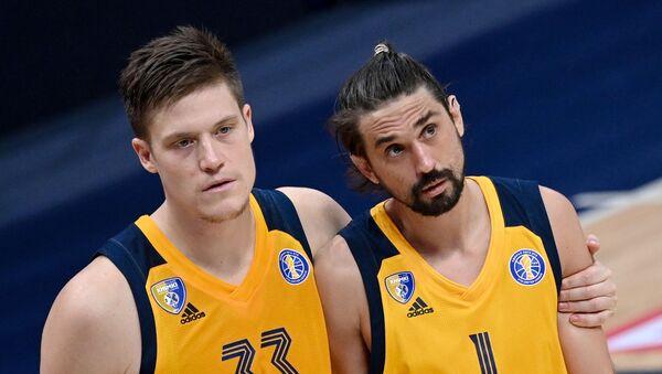 Јонас Јеребко, лево, и Алексеј Швед - Sputnik Србија