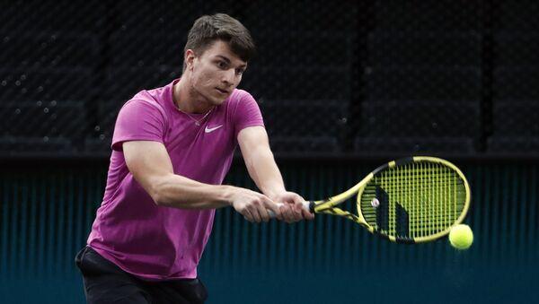 Српски тенисер Миомир Кецмановић - Sputnik Србија
