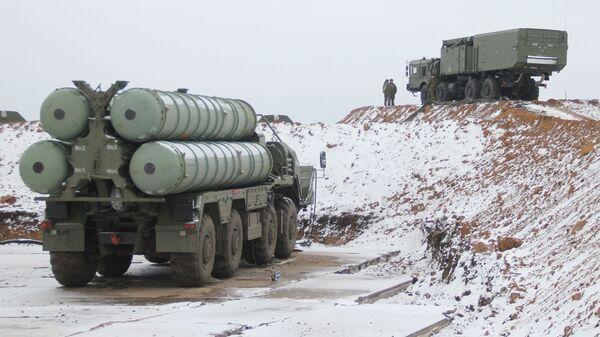 Дивизија С-400 Тријумф на Криму - Sputnik Србија