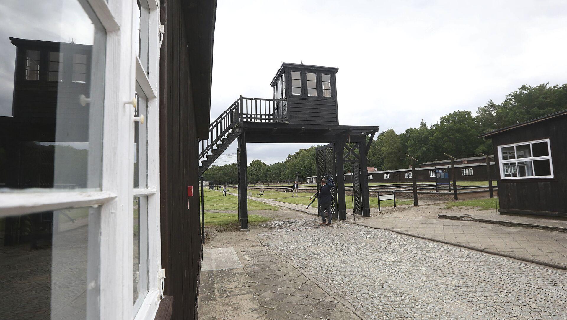 Nacistički koncentracioni logor Štuthof u današnjoj Poljskoj - Sputnik Srbija, 1920, 06.02.2021