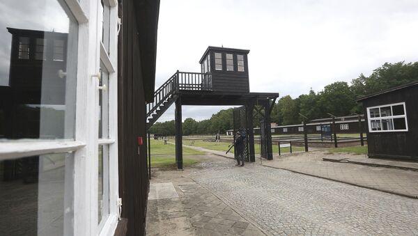 Nacistički koncentracioni logor Štuthof u današnjoj Poljskoj - Sputnik Srbija