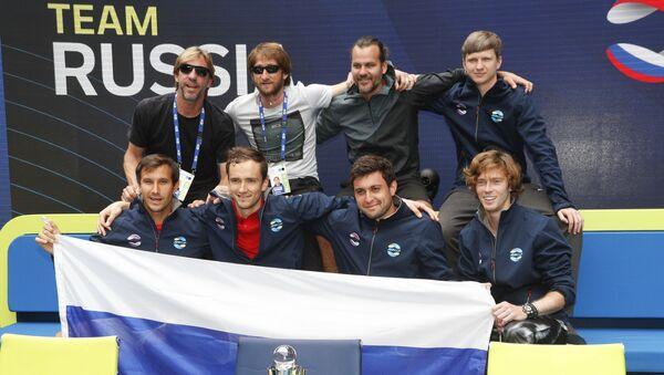 Rusija Dejvis kup tim - Sputnik Srbija