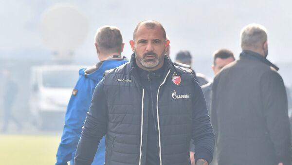 Dejan Stanković, trener FK Crvena zvezda - Sputnik Srbija