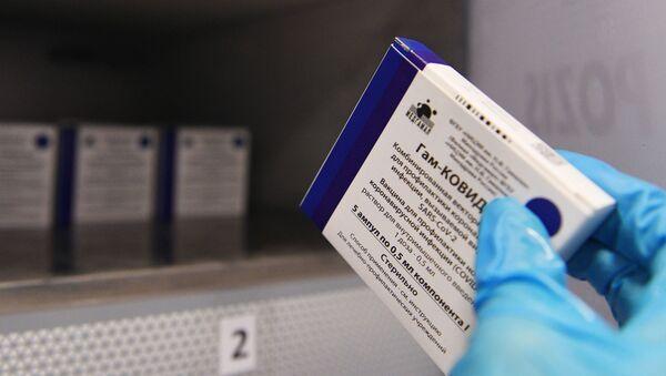 Ruska vakcina protiv virusa korona Sputnjik Ve - Sputnik Srbija