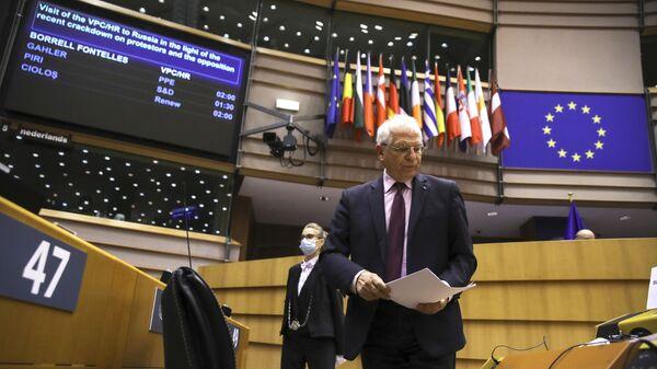 Шеф европске дипломатије Жозеп Борељ - Sputnik Србија