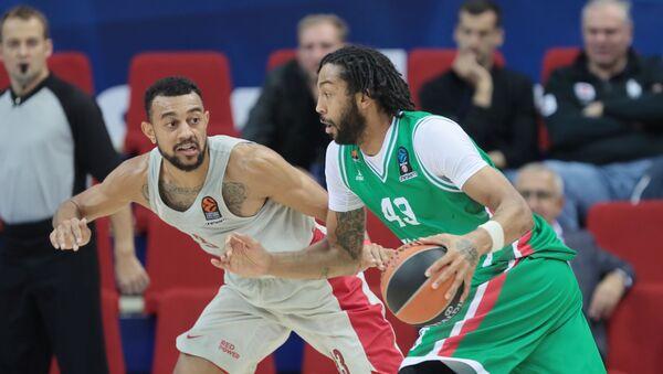 Američki košarkaš Najdžel Vilijams-Gos - Sputnik Srbija