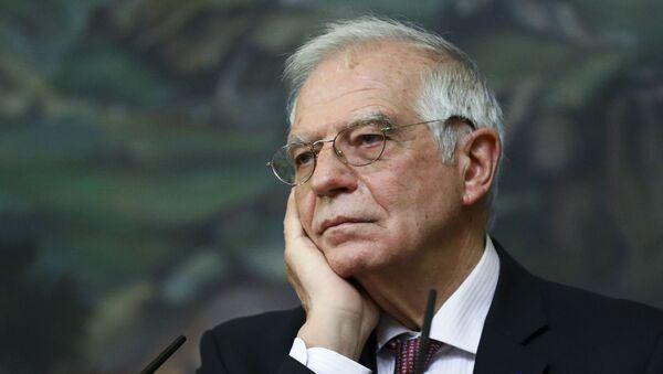 Šef evropske diplomatije Žozep Borelj - Sputnik Srbija