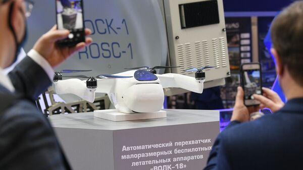 Automatski dron-presretač Volk 18 - Sputnik Srbija