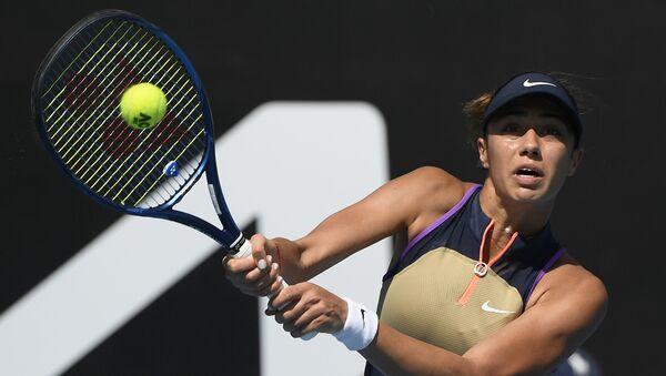 Srpska teniserka Olga Danilović - Sputnik Srbija