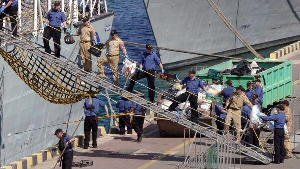 NATO brodovi u luci Odesa - Sputnik Srbija