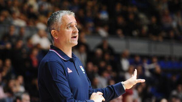 Игор Кокошков, српски кошаркашки тренер - Sputnik Србија