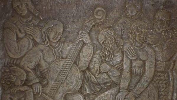 Sreten Stojanović, Domaća muzika, 1931. Muzej grada Beograda - Sputnik Srbija