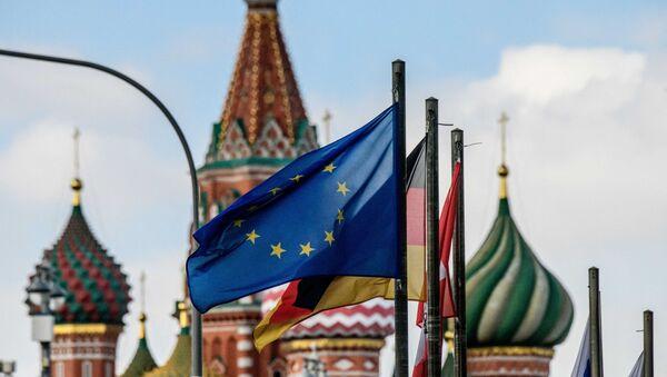 Застава ЕУ у Москви - Sputnik Србија
