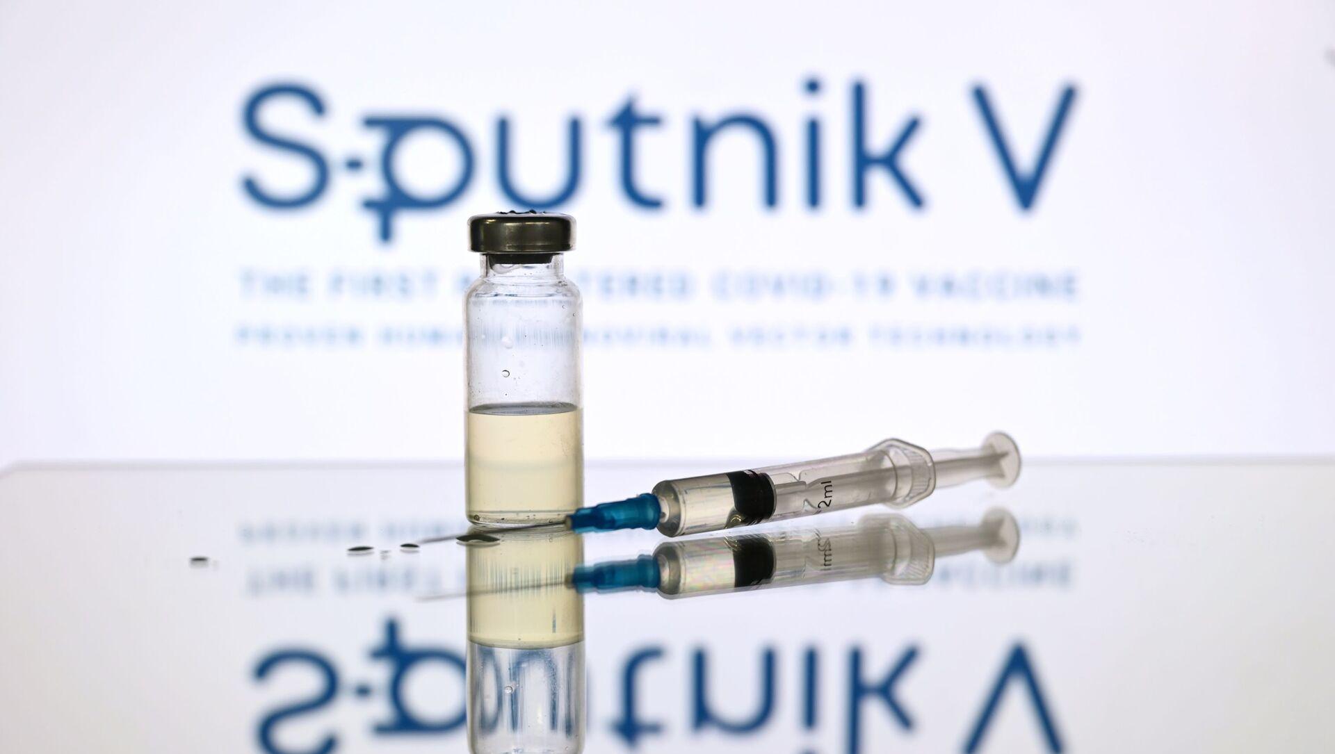 Вакцина против ковида Спутњик Ве - Sputnik Србија, 1920, 01.03.2021