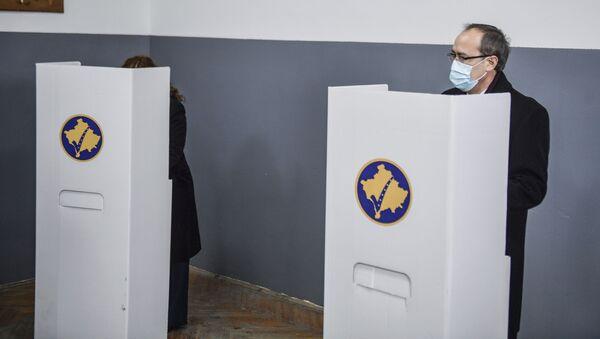 Гласање у Приштини - Sputnik Србија