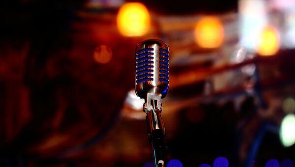 Микрофон - Sputnik Србија