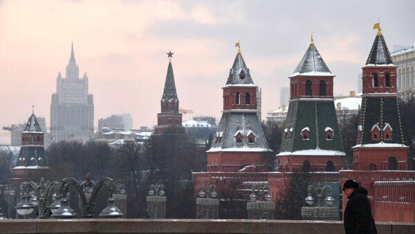 Pogled na Kremlj u Moskvi - Sputnik Srbija