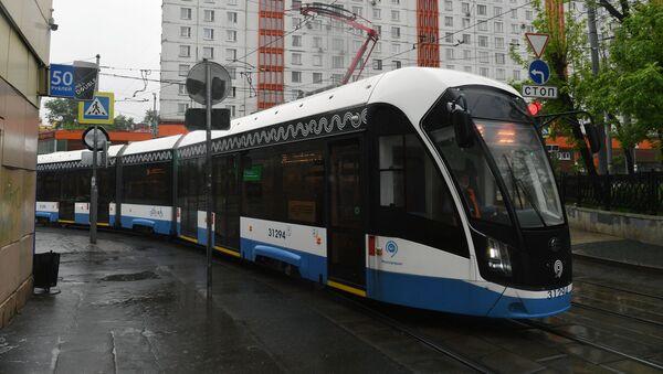 Трамвај, Москва - Sputnik Србија