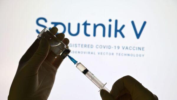 Вакцина против ковида Спутњик Ве - Sputnik Србија