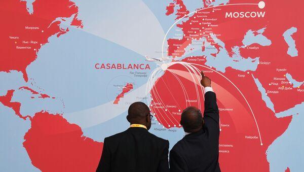 Учесници економског форума Русија-Африка у Сочију - Sputnik Србија