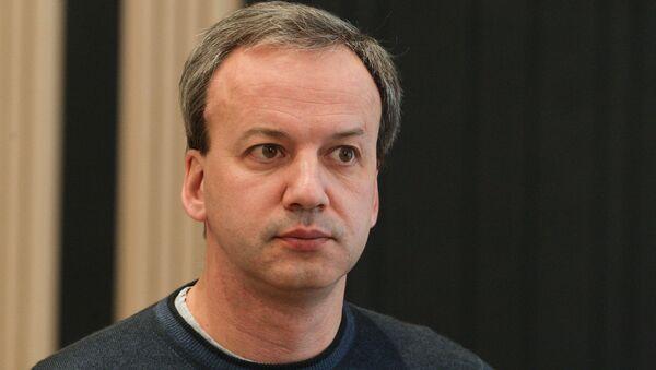 Predsednik Fondacije Skolkovo Arkadij Dvorkovič - Sputnik Srbija