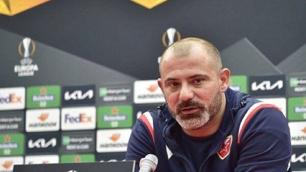 Trener Crvene zvezde Dejan Stanković - Sputnik Srbija