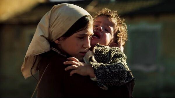 Kadar iz filma Dara iz Jasenovca - Sputnik Srbija