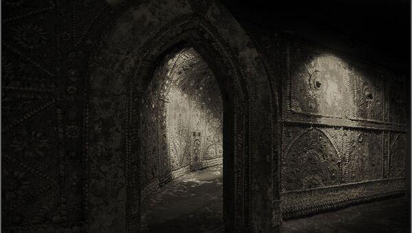 Шел грото, Пећина од Шкољки у Кенту, Велика Британија. - Sputnik Србија
