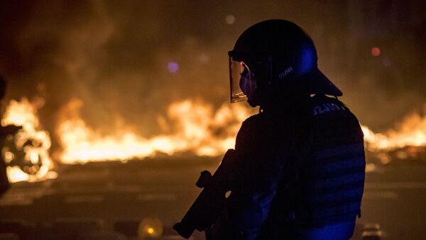 Protesti u Španiji - Sputnik Srbija