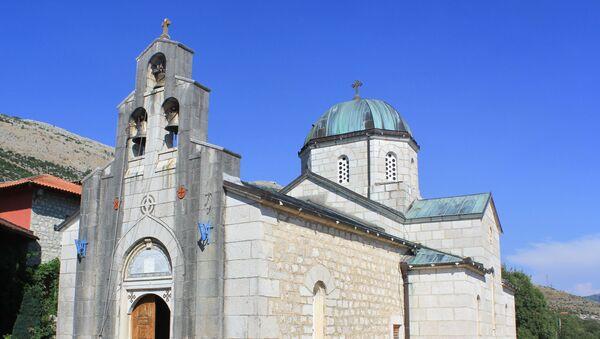 Манастир Тврдош - Sputnik Србија
