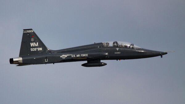 Avion T-38 talon američkog ratnog vazduhoplovstva - Sputnik Srbija