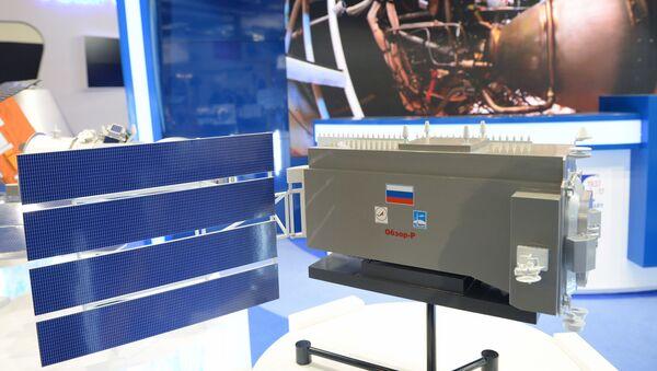 Ruski radarski satelit Obzor R  - Sputnik Srbija