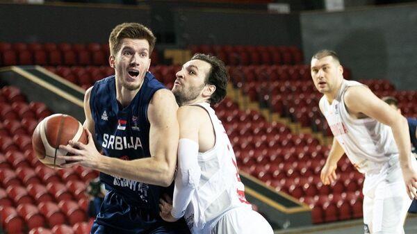 Српски кошаркаш Филип Петрушев  - Sputnik Србија