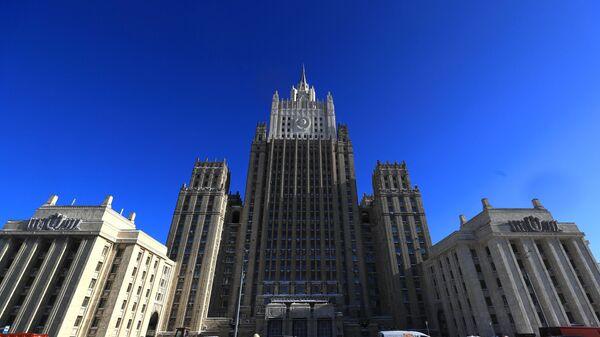 Zgrada Ministarstva spoljnih poslova Rusije - Sputnik Srbija