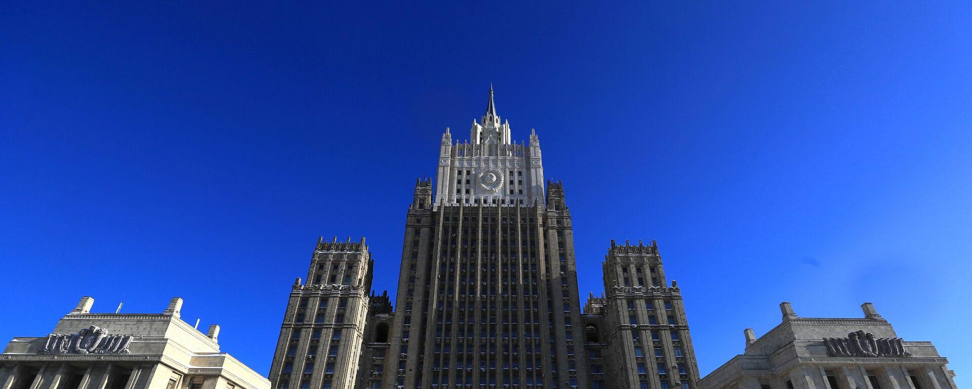 Zgrada Ministarstva spoljnih poslova Rusije - Sputnik Srbija, 1920, 25.08.2021