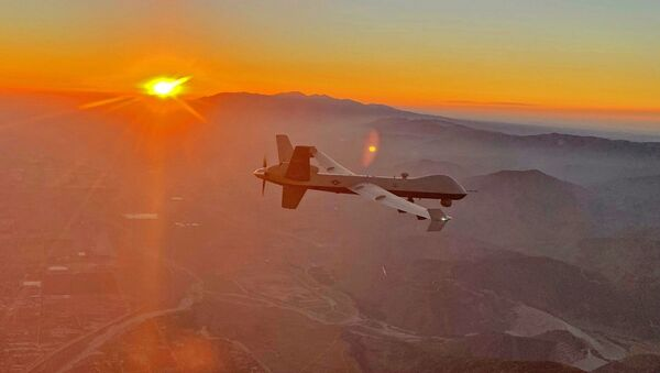 Američka bespilotna letelica MKu-9 Riper - Sputnik Srbija