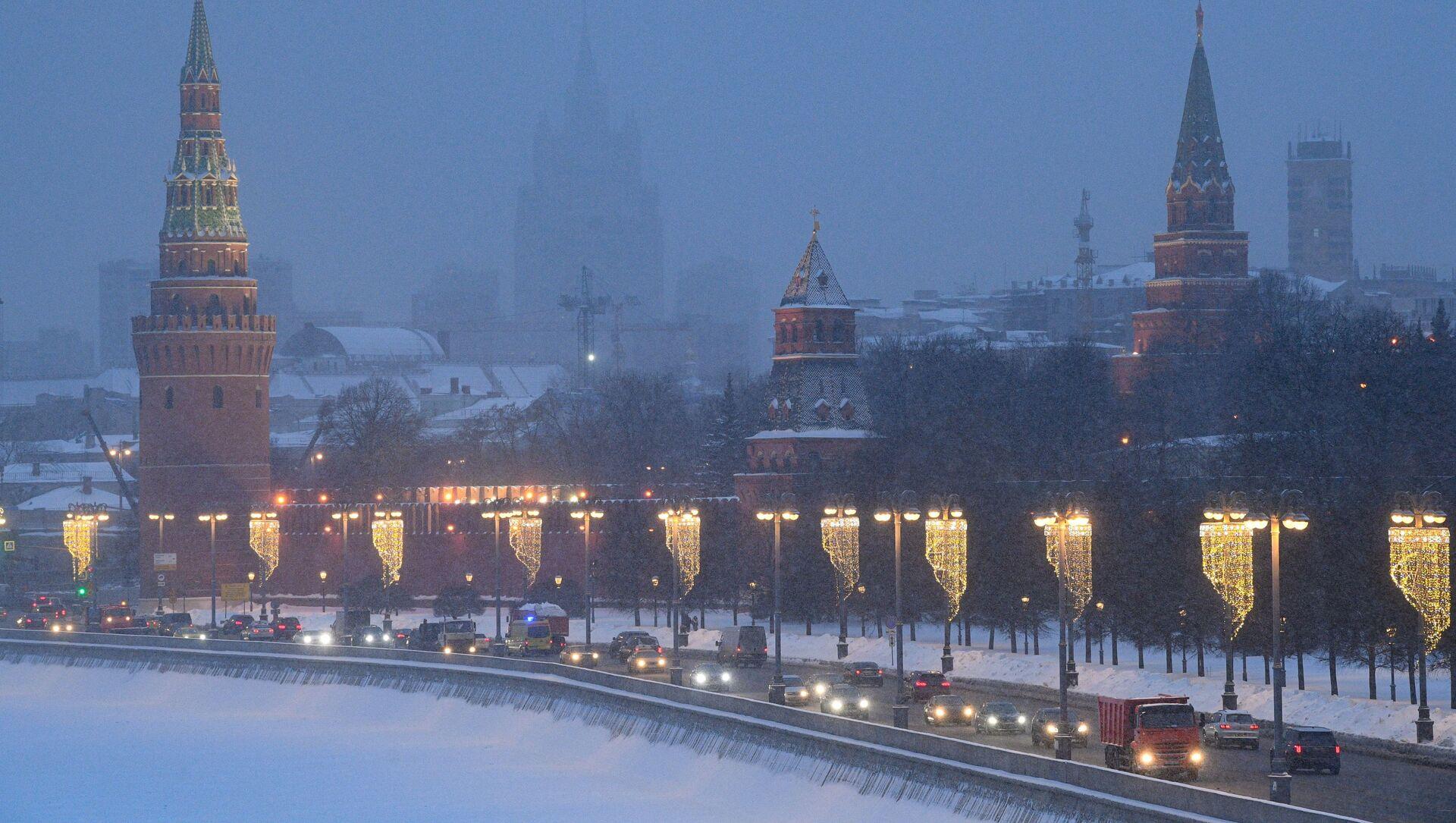 Снег у Москви - Sputnik Србија, 1920, 27.03.2021