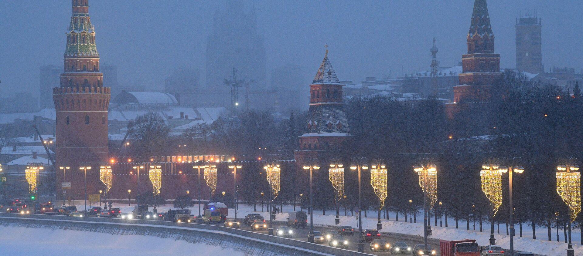 Снег у Москви - Sputnik Србија, 1920, 02.03.2021