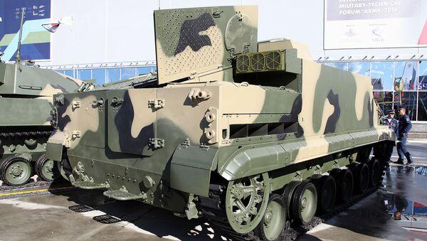 Руско оклопно возило БТ-3Ф - Sputnik Србија