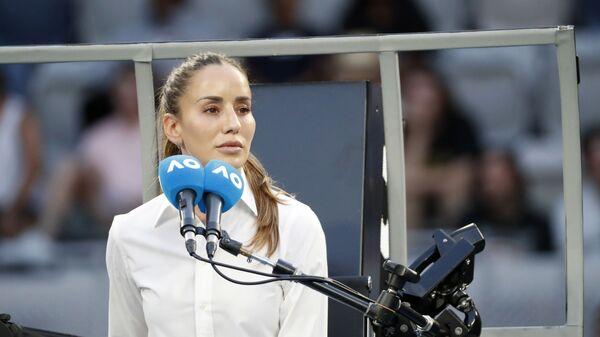 Marijana Veljović, srpski teniski sudija - Sputnik Srbija