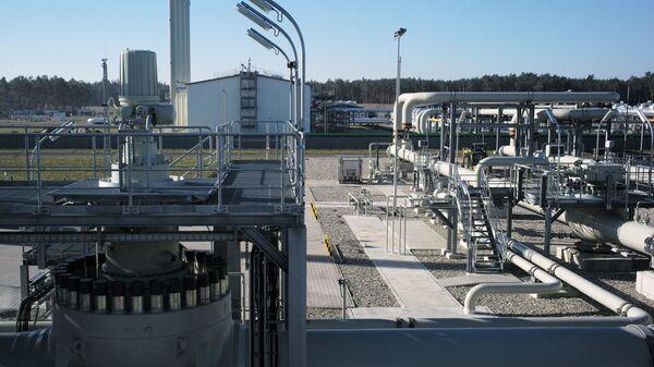Izgradnja gasovoda Severni tok 2 - Sputnik Srbija