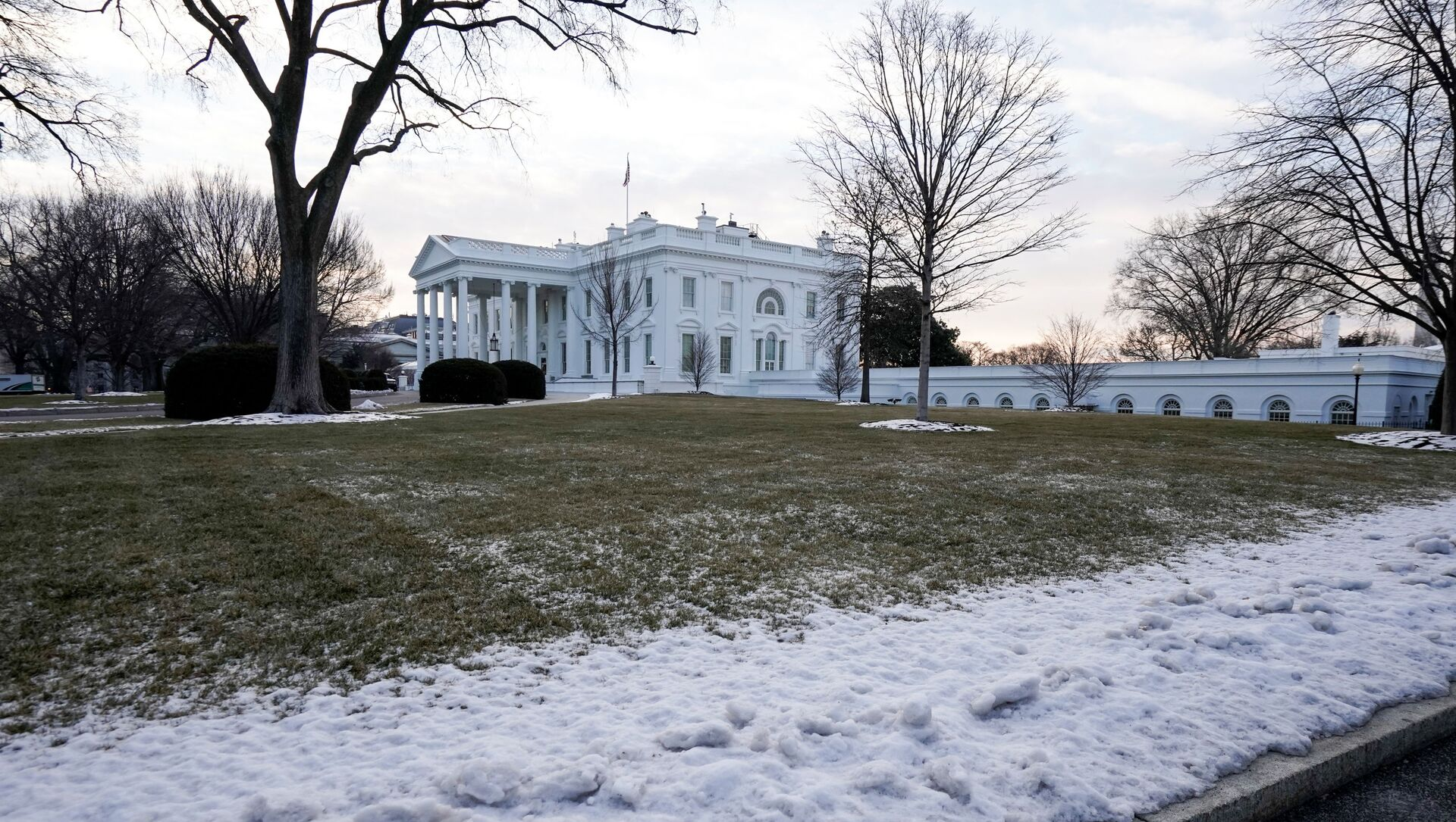 Бела кућа у Вашингтону - Sputnik Србија, 1920, 23.02.2021