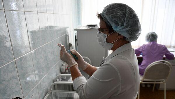 Vakcinacija protiv korone u Rusiji  - Sputnik Srbija
